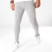 /achat-chinos/grj-denim-pantalon-chino-a-rayures-13996-gris-198283.html