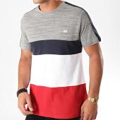 /achat-t-shirts/mz72-tee-shirt-a-bandes-tileno-rouge-blanc-gris-chine-bleu-marine-198200.html