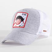 /achat-trucker/okawa-sport-casquette-trucker-atton-gris-chine-blanc-198367.html