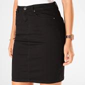 /achat-jupes/vero-moda-jupe-jean-skinny-femme-pencil-slit-noir-198355.html