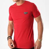 /achat-t-shirts/antony-morato-tee-shirt-logo-basic-mmks01430-rouge-198452.html