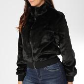 /achat-vestes/only-veste-zippee-fourrure-femme-aura-noir-198373.html