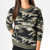 /achat-pulls/only-pull-femme-catrina-vert-kaki-camouflage-198409.html