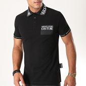 /achat-polos-manches-courtes/versace-jeans-couture-polo-manches-courtes-621-logo-b3gub721-noir-blanc-198490.html