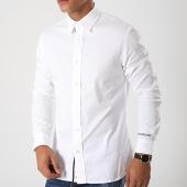 /achat-chemises-manches-longues/calvin-klein-jeans-chemise-manches-longues-monogram-tape-3122-blanc-198552.html