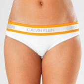 /achat-strings-culottes/calvin-klein-culotte-femme-5460-blanc-orange-198636.html