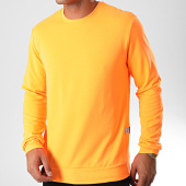/achat-sweats-col-rond-crewneck/classic-series-sweat-crewneck-k8696-orange-fluo-198603.html