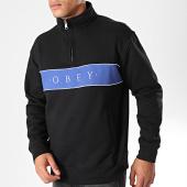 /achat-sweats-col-zippe/obey-sweat-col-zippe-deal-mock-noir-bleu-198508.html