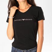 /achat-t-shirts/emporio-armani-tee-shirt-col-v-femme-163321-9a317-noir-cuivre-198685.html