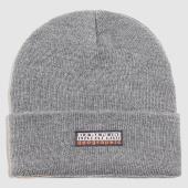 /achat-bonnets/napapijri-bonnet-fariba-gris-anthracite-chine-198732.html