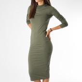 /achat-robes/urban-classics-robe-manches-longues-femme-tb1296-vert-kaki-198800.html