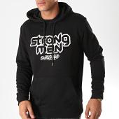 /achat-sweats-capuche/25g-sweat-capuche-strong-man-noir-198984.html