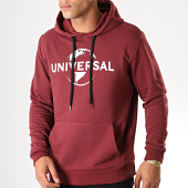 /achat-sweats-capuche/universal-sweat-capuche-logo-mono-bordeaux-199002.html