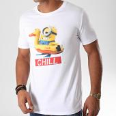 /achat-t-shirts/les-minions-tee-shirt-chill-blanc-199023.html