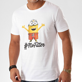 /achat-t-shirts/les-minions-tee-shirt-no-filter-blanc-199032.html