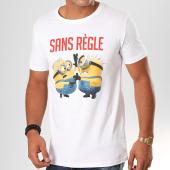 /achat-t-shirts/les-minions-tee-shirt-sans-regle-blanc-199033.html
