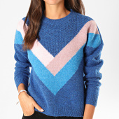 /achat-pulls/only-pull-femme-cora-bleu-roi-chine-198962.html