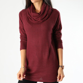 /achat-pulls-col-roule/only-pull-femme-col-amplified-kleo-bordeaux-chine-198967.html
