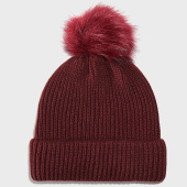 /achat-bonnets/vero-moda-bonnet-femme-siri-port-royale-rouge-198990.html