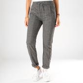/achat-pantalons-carreaux/vero-moda-pantalon-a-carreaux-femme-eva-loose-gris-chine-198997.html