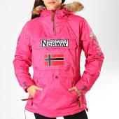 /achat-vestes/geographical-norway-veste-outdoor-capuche-fourrure-femme-bridget-fuschi-199192.html