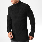 /achat-pulls-col-roule/ikao-pull-col-roule-f606-noir-199085.html