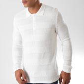 /achat-polos-manches-longues/ikao-polo-manches-longues-f608-ecru-199121.html