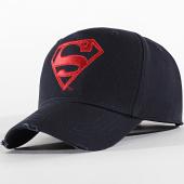 /achat-casquettes-de-baseball/superman-casquette-logo-bleu-marine-rouge-199253.html