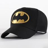 /achat-casquettes-de-baseball/batman-casquette-logo-noir-dore-199260.html