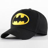 /achat-casquettes-de-baseball/batman-casquette-logo-noir-jaune-199267.html