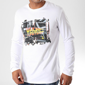 /achat-t-shirts-manches-longues/back-to-the-future-tee-shirt-manches-longues-grunge-blanc-199285.html