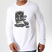 /achat-t-shirts-manches-longues/back-to-the-future-tee-shirt-manches-longues-convecteur-blanc-199287.html