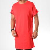/achat-t-shirts-longs-oversize/frilivin-tee-shirt-oversize-2074-rouge-199256.html