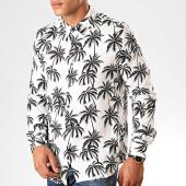 /achat-chemises-manches-longues/frilivin-chemise-manches-longues-floral-bm1152b-blanc-noir-199362.html