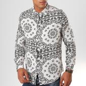/achat-chemises-manches-longues/frilivin-chemise-manches-longues-floral-bm1152b-blanc-199370.html