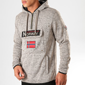 /achat-sweats-capuche/geographical-norway-sweat-capuche-col-zippe-upclass-gris-199299.html