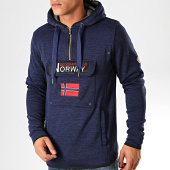 /achat-sweats-capuche/geographical-norway-sweat-capuche-col-zippe-upclass-bleu-marine-199308.html