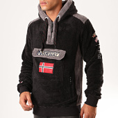 /achat-sweats-zippes-capuche/geographical-norway-sweat-col-zippe-capuche-fourrure-gymclass-sherco-noir-199408.html