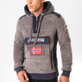 /achat-sweats-zippes-capuche/geographical-norway-sweat-col-zippe-capuche-fourrure-gymclass-sherco-gris-199409.html