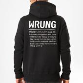 /achat-sweats-capuche/wrung-sweat-capuche-caution-noir-199526.html