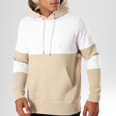 /achat-sweats-capuche/wrung-sweat-capuche-half-block-beige-blanc-199531.html