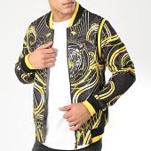 /achat-vestes/zayne-paris-veste-zippee-e50-noir-jaune-blanc-199457.html