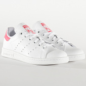 /achat-baskets-basses/adidas-baskets-femme-stan-smith-ee7573-footwear-white-real-pink-199580.html