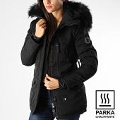 /achat-parkas/comme-des-loups-parka-chauffante-femme-fourrure-montreal-noir-199572.html