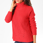 /achat-pulls-col-roule/only-pull-col-roule-femme-justy-rouge-199618.html