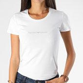 /achat-t-shirts/emporio-armani-tee-shirt-femme-163320-cc317-blanc-strass-199650.html