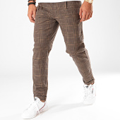 /achat-pantalons-carreaux/produkt-pantalon-carreaux-checked-marron-noir-199648.html