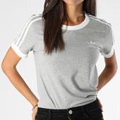 https://www.laboutiqueofficielle.com/achat-t-shirts/adidas-tee-shirt-femme-a-bandes-ed7593-gris-chine-blanc-199906.html