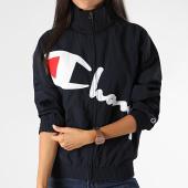 /achat-vestes/champion-veste-femme-111659-bleu-marine-199845.html