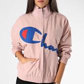 /achat-vestes/champion-veste-femme-111659-rose-pastel-199846.html